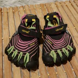 Vibram five fingers water shoes